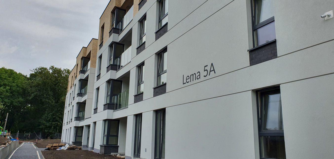 Apartments in the Aviators Park - building acceptances